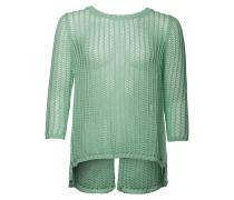 All Meshed Up - Sweatshirt für Damen - Blau