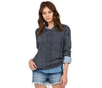 Mess Round Crew - Sweatshirt für Damen - Blau