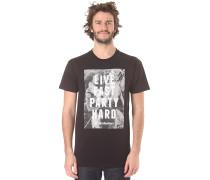 Live Fast - T-Shirt für Herren - Schwarz