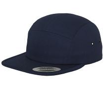 Classic Jockey Cap - Blau