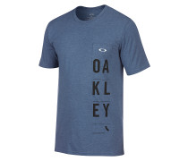 50/50 Side Pocket - T-Shirt für Herren - Blau