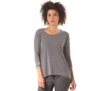 Acid - Langarmshirt für Damen - Grau