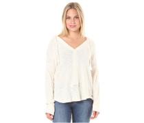 Good - Kapuzenpullover für Damen - Weiß