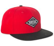 Undertow Diamond - Cap für Herren - Rot