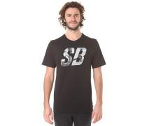 Photo Fill - T-Shirt für Herren - Schwarz
