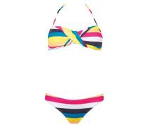 Ebony - Bikini Set für Damen - Streifen
