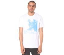 Beach Zitrone - T-Shirt für Herren - Weiß