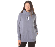 Alley - Sweatshirt für Damen - Blau
