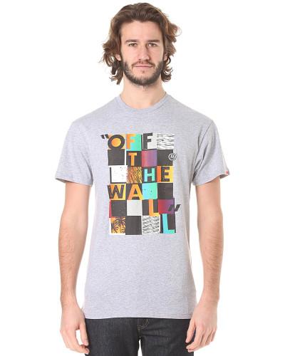Checker Blaster II - T-Shirt für Herren - Grau