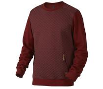 Chips Thermal Crew - Sweatshirt für Herren - Rot