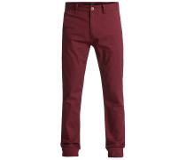 Krandy - Stoffhose für Herren - Rot