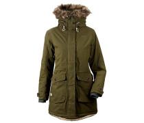 Freja - Mantel für Damen - Grün