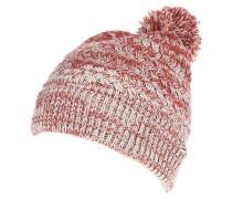 Cold Outside - Mütze für Damen - Rot