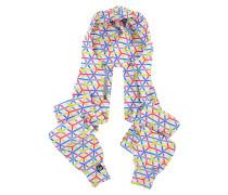 Hooded A - Schal für Damen - Mehrfarbig