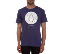 Cracked BSC - T-Shirt für Herren - Blau