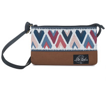 Navarro Clutch - Handtasche für Damen - Mehrfarbig