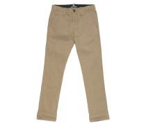 Twister A - Stoffhose für Jungs - Beige