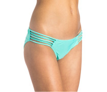 Love n Surf Classic Hipster - Bikini Hose für Damen - Blau