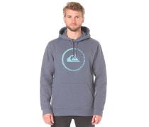 Big Logo - Kapuzenpullover für Herren - Blau