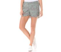 Corals - Shorts für Damen - Grün