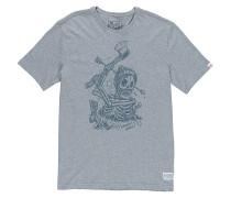 Grounded - T-Shirt für Herren - Grau