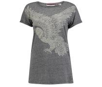 Freedom - T-Shirt für Damen - Grau