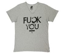 Fyou - T-Shirt für Herren - Grau
