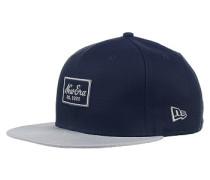 Patched PrimeSnapback Cap Blau