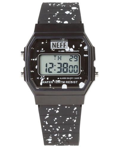 Flava XL Uhr - Schwarz