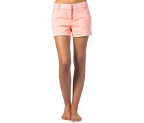 Ibiza Vibes - Shorts für Damen - Pink