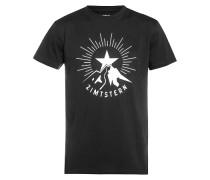 Zimtstern Starrise - T-Shirt für Herren - Schwarz