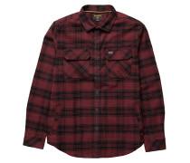Shack L/S - Hemd für Herren - Rot