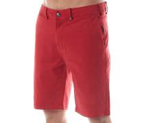 Jay - Shorts für Herren - Rot