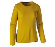 Cap MW Crew - Funktionsunterwäsche für Damen - Gelb