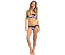 Paradiso Bandeau Set - Bikini Set für Damen - Schwarz