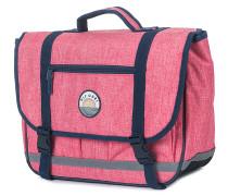 Solid Satchel - Rucksack für Damen - Pink