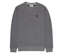 All Day Crew - Sweatshirt - Grau