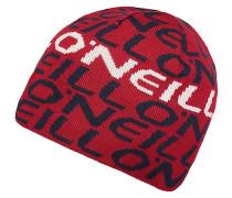 Banner - Mütze für Herren - Rot