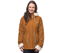 Monika - Mantel für Damen - Beige