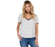 Lived In - T-Shirt für Damen - Streifen
