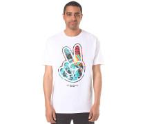 Paz Digi Tribe - T-Shirt für Herren - Weiß