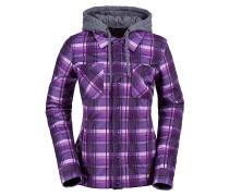 Circle Flannel - Funktionsjacke für Damen - Karo