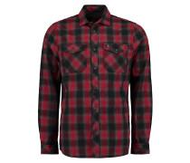 Violator Flannel - Hemd für Herren - Rot