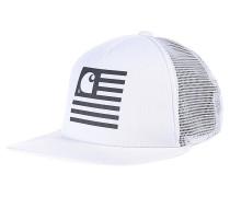 StateTrucker Cap Weiß