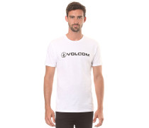 Line Euro BSC - T-Shirt - Weiß