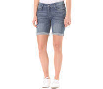 Poppy - Shorts für Damen - Blau