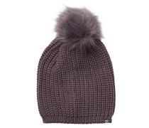 Loup - Mütze für Damen - Grau