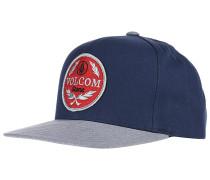Cresticle - Snapback Cap für Jungs - Blau