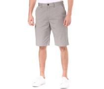 Carter - Chino Shorts - Grau