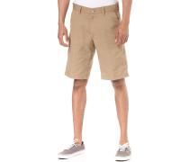 Presenter - Chino Shorts für Herren - Beige